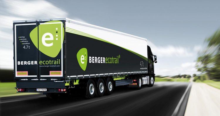 1 Semiremorci usoare BERGERecotrailer standard ( LTCn)
