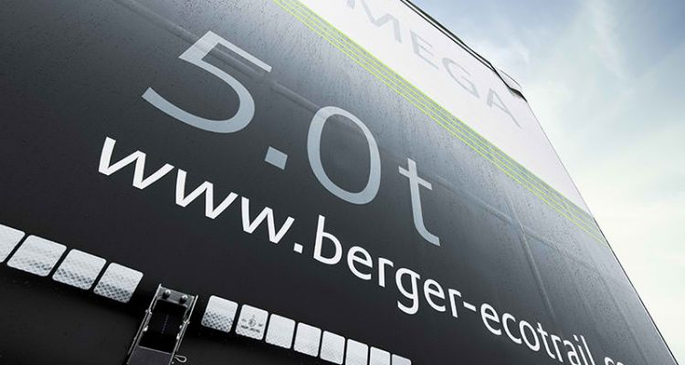 2 Semiremorci usoare BERGERecotrailer Mega