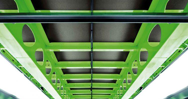 5 Semiremorci usoare BERGERecotrailer standard (LTn)