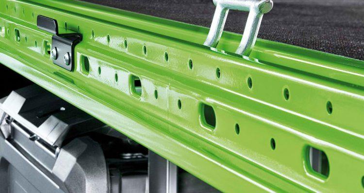 6 Semiremorci usoare BERGERecotrailer otel S700 (LTn)