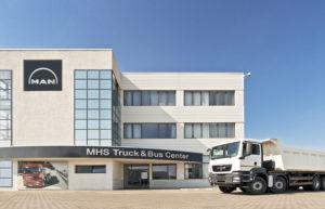 BERGERecotrail service - MHS MAN Brașov